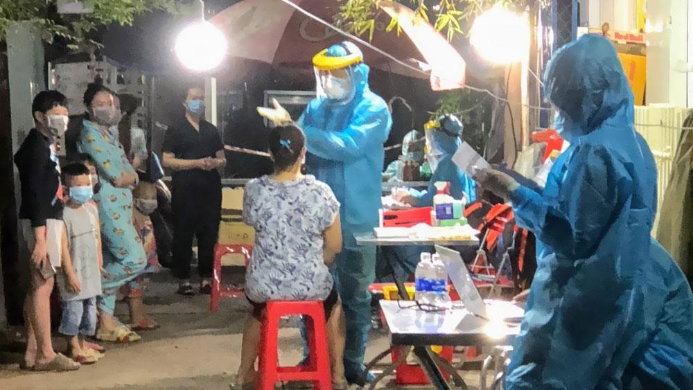Ngày 22/9, Việt Nam có 11.527 ca mắc Covid-19